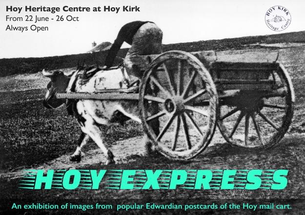 Hoy Express webposter