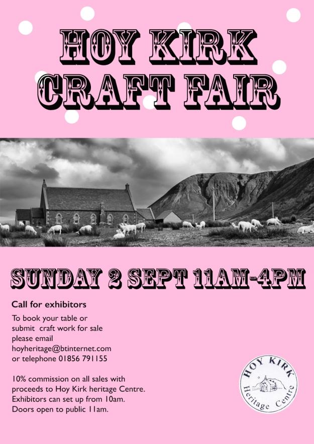 Hoy Craft Fair-e-poster.jpg